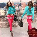 señoras nuevo diseño más casual de moda blusas 2013