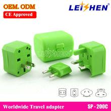 Worldwide Travel Adapter New Promotional Gift Ideas,LED Promotional Gift Items ,Customized Logo Promotional Gift