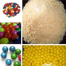 Industrial bovine glue for paintball