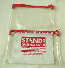 A5 size plastic bag