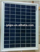 Stock 12v 20w poly solar panel, best price solar panels