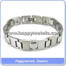 Wholesale stainless steel magnet bracelets B1711-2