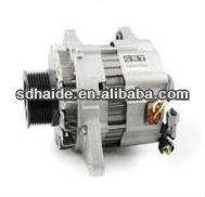 diesel engine alternator