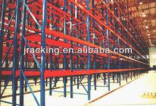 China factory storage solution manual providers, VNA racking natural warehouse storage solution