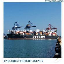 shipping agent Foshan air to Johannesburg