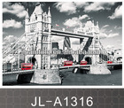 famous Tower Bridge of London 3d painting for wall decoration