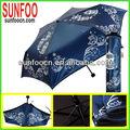 nuevo paraguas plegable con protección uv