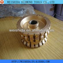 diamond marble & granite profile grinding wheel tool
