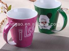 2012 New Advertising Ceramic Mugs