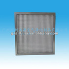 SHW-JS high temperature resistance metal mesh filter for wax-spraying room