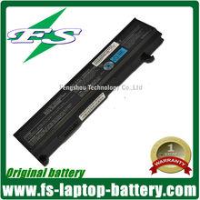 original 10.8V 4000MAH battery laptop battery for Toshiba PA3465U-1BAS,3465U-1BRS,PABAS069 A80, A100, M45 series