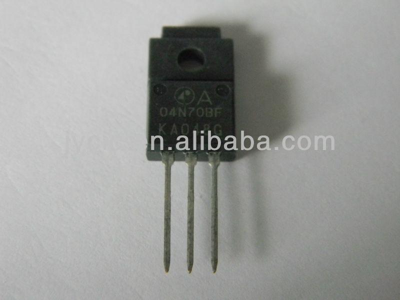 04N70BF APEC Transistor
