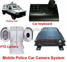 Vehicle PTZ camera/Police Car Surveillance system/POLICE CAR CAMERA DIGITAL VIDEO SYSTEM
