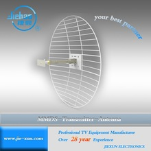 Digital TV MMDS Transmitting system MMDS Aluminum Alloy Mesh antenna