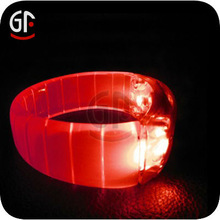 Gift Colored LED Lighted Bracelets for Party