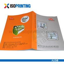 2012 Hot sale brochure printing