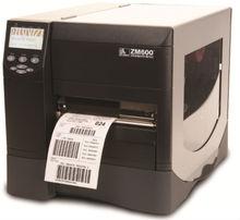 Zebra printer Barcode printer Zabra zm600 thermal transfer bar code printer