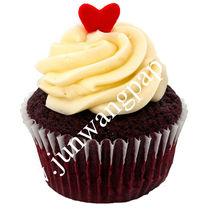 Euramerican pop inspire people big appetite colorful polka-dot greaseproof foodgrade cupcakes!