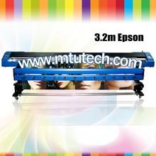 Eco Solvent Printer / Large Format Printer, 1.8m/3.2m & DX7, 1440dpi