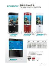 Linghang Acrylic top grade Aquarium Tank QCY-915