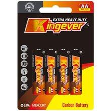 AA R6 dry battery 1.5v blister packing