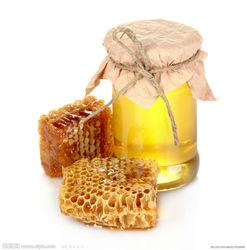 nature pure 100% honey