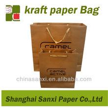 2013 Hot-sale Cheap disposable garment paper bags