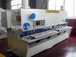 Metal sheet QC12Y-60X9000 hydraulic shearing guillotine shear