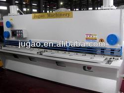 Metal sheet QC12Y-60X10000 hydraulic shearing guillotine shear