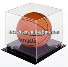High Quality acrylic basketball display box for NBA
