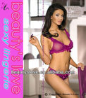 2013 new styles purple mesh bra and panty www sex com