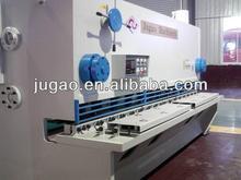 Metal sheet QC12K-55X3200 Power Hydraulic guillotine shearing machine