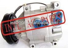 PV4 SCS06C with clutch Auto ac Compressor Toyota Echo 1.5L/ Corolla /Runx /Fielder/ NZE124 2000-2003 20-00160 442100-3000