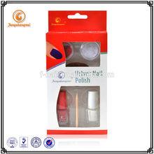 Nail decoration flocking powder velvet nail polish