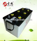 JIS standard dry auto car battery