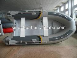 PVC Aluminum hull Inflatable Boat (ALA-330)