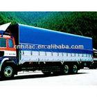 PVC knife coated 1000D pvc truck cover