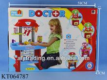 Funny Plastic B/O Baby Doctor Play Set