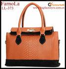 Top quality snake print leather women handbag bags china wholesale