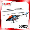 L6023 Good price of 75cm rc big propel toys helicopter
