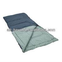 Envelope style camping low price promotional sleeping bag