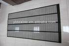 100% polyester 4 Pieces Magic Mesh Hands-Free Screen Door Magnetic Anti Mosquito/door screen curtain