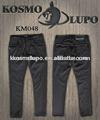 2012กางเกงยีนส์แฟชั่นที่แท้จริงสำหรับผู้ชายkm048