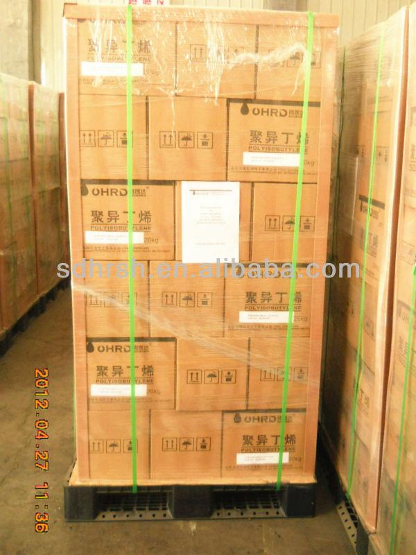 Polyisobutylene (PIB) for primary sealants