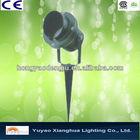 gu10 underwater light with stand aluminium