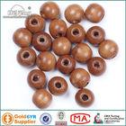 Big wood beads