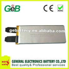 High power rechargeable lithium polymer battery cell lipo battery 3.2V 10Ah
