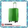 aluminum trolley,TSA lock travel luggage spinner wheels