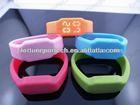 Silicon Bracelet USB watch waterproof