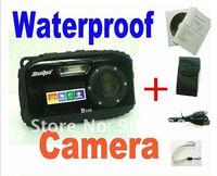 """Top quality 2.7"""" TFT screen,10m underwater 14 mega 8x zoom waterproof digital camera"""
